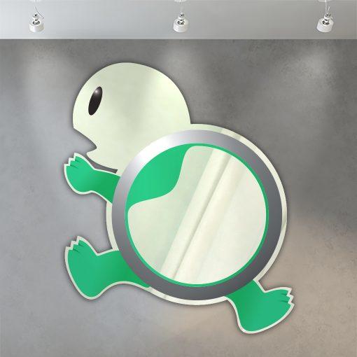 miroir enfant tortue