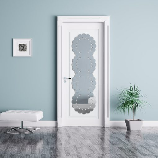 Miroir porte design 11