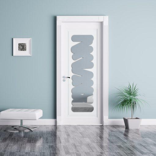 Miroir porte design 09