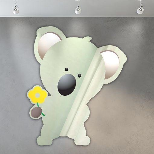 miroir enfant koala